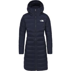 The North Face Stretch Down Parka Women Urban Navy